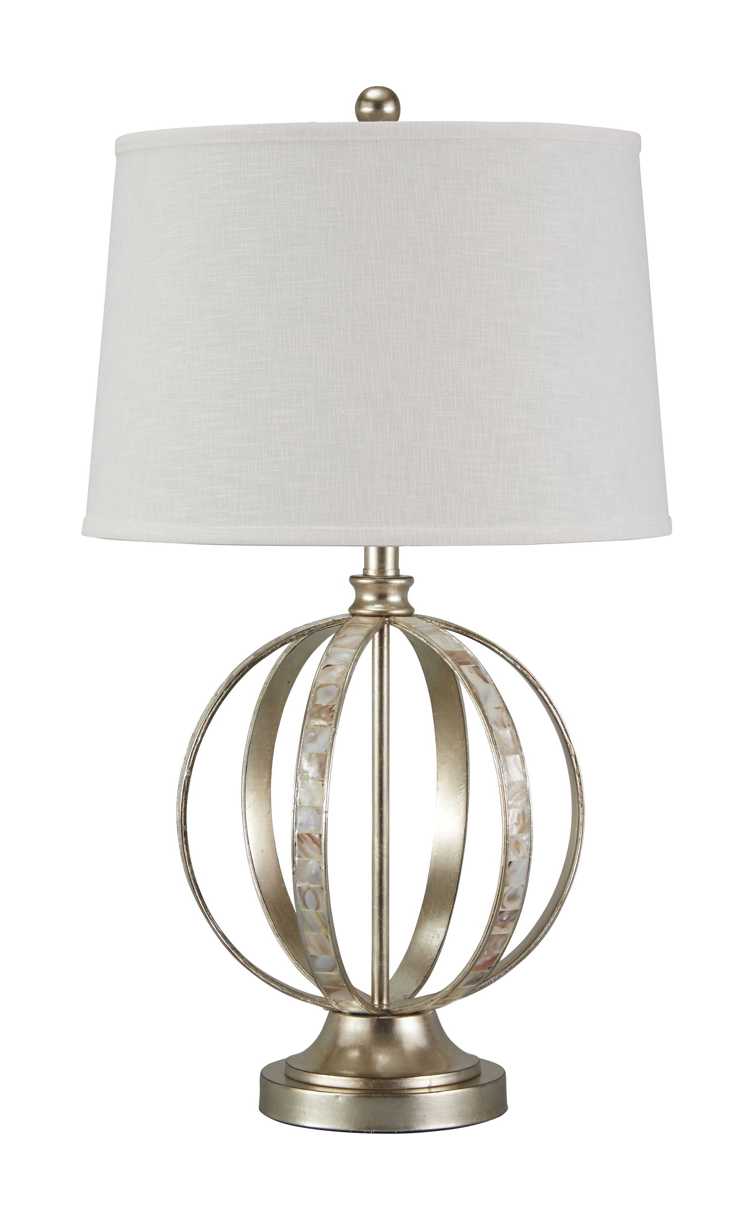 Metal table lamp ashley metal table lamp mozeypictures Images